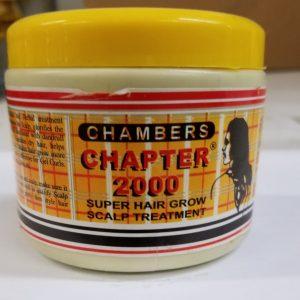 Chapter 2000 hair growth cream