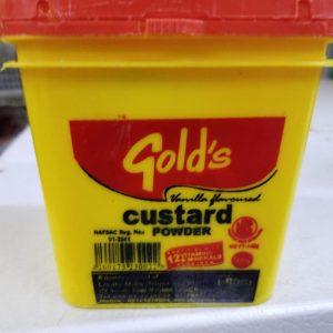 Gold's Custard 2kg