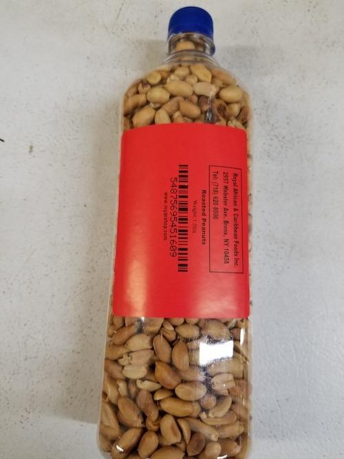 Roasted Nigerian Peanut - Royacshop.com