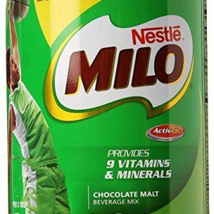 Singapore Nestle Milo