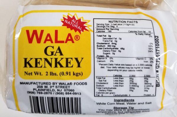 GA Wala Kenkey