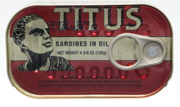 titus sardines