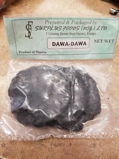 DawaDawa (Fermented African Locust Beans)-royacshop.com