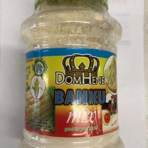 Domhene Banku Mix Flour