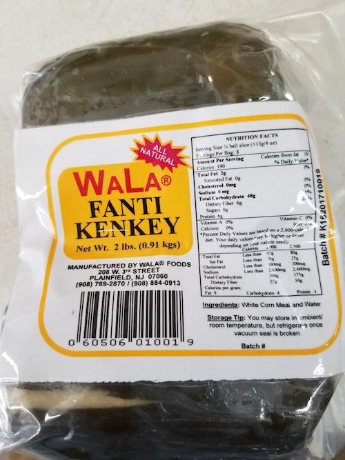 Fanti Kenkey - Royac Shop