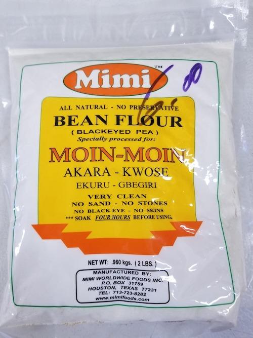 Mimi Moi-moi Beans Flour - royacshop.com