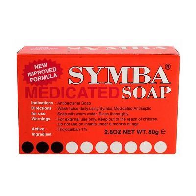 Symba Medicated Soap - Royacshop.com