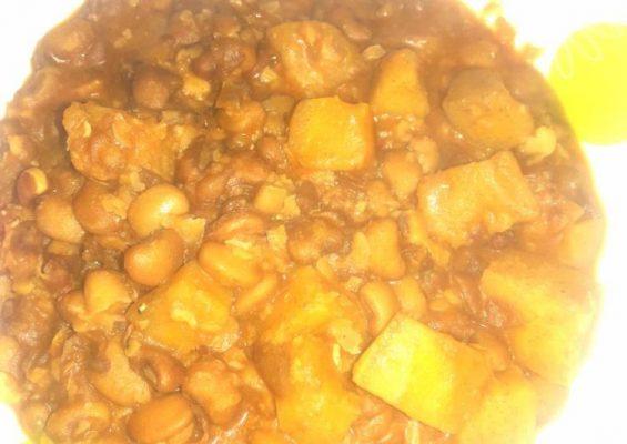 How to Make Nigerian Beans Porridge