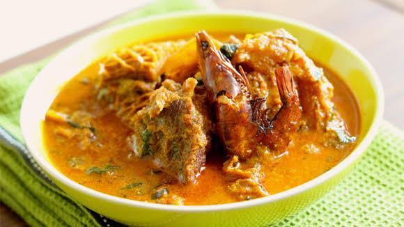 How to Prepare Nigerian Urhobo Owo Soup