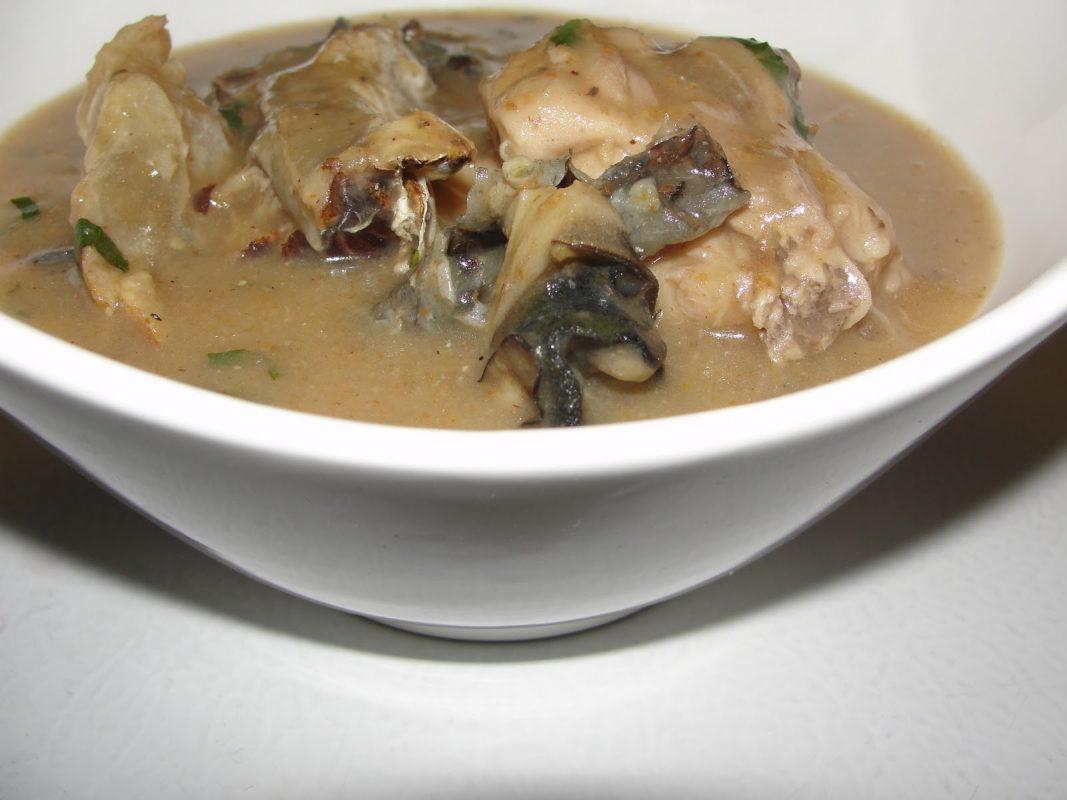 Nsala Soup (White Soup) - How to Cook Ofe Nsala