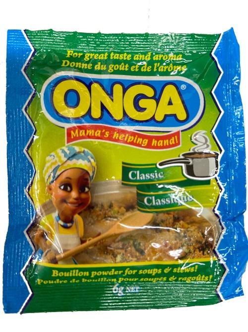 Classic Onga Stew Seasoning