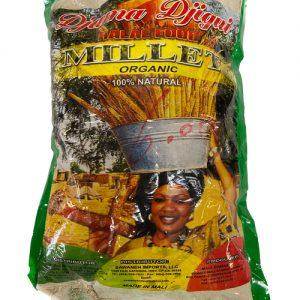 Djama Djigui Organic Millet Powder