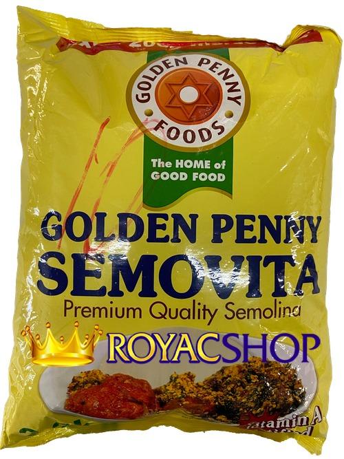 Golden Penny Semovita